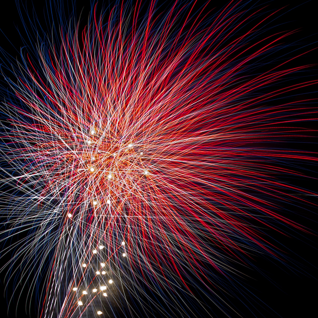Highlands Ranch Town Center: Highlands Ranch Fireworks Photography