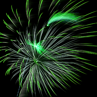 Highlands Ranch Fireworks Photography