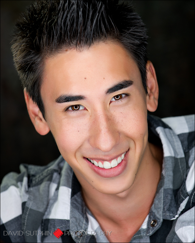 Actor Matthew - Headshot Photographer David Sutphin