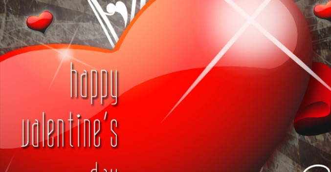 Happy Valentine's Day To You!