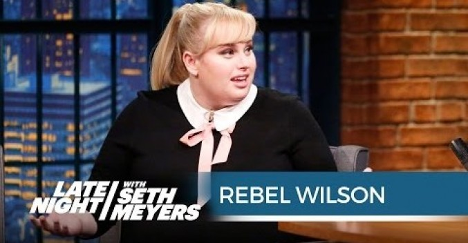 Rebel Wilson on Her Awkward First Headshot