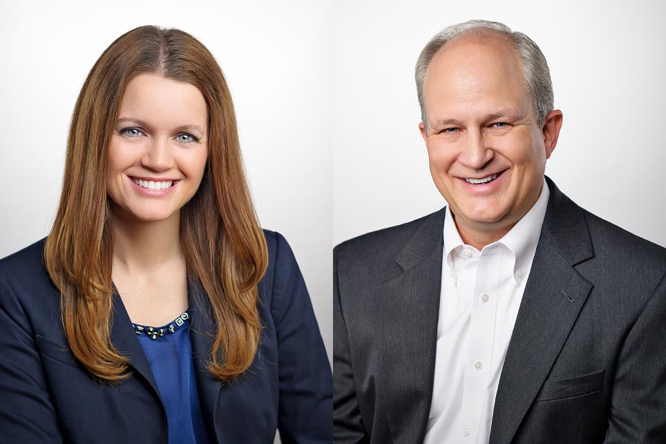 Corporate headshots for company websites and LinkedIn profile photos by Denver photographer David Sutphin.